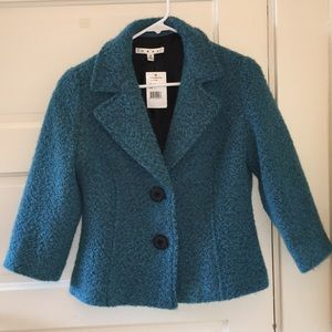 Vintage Wool Blazer type Jacket